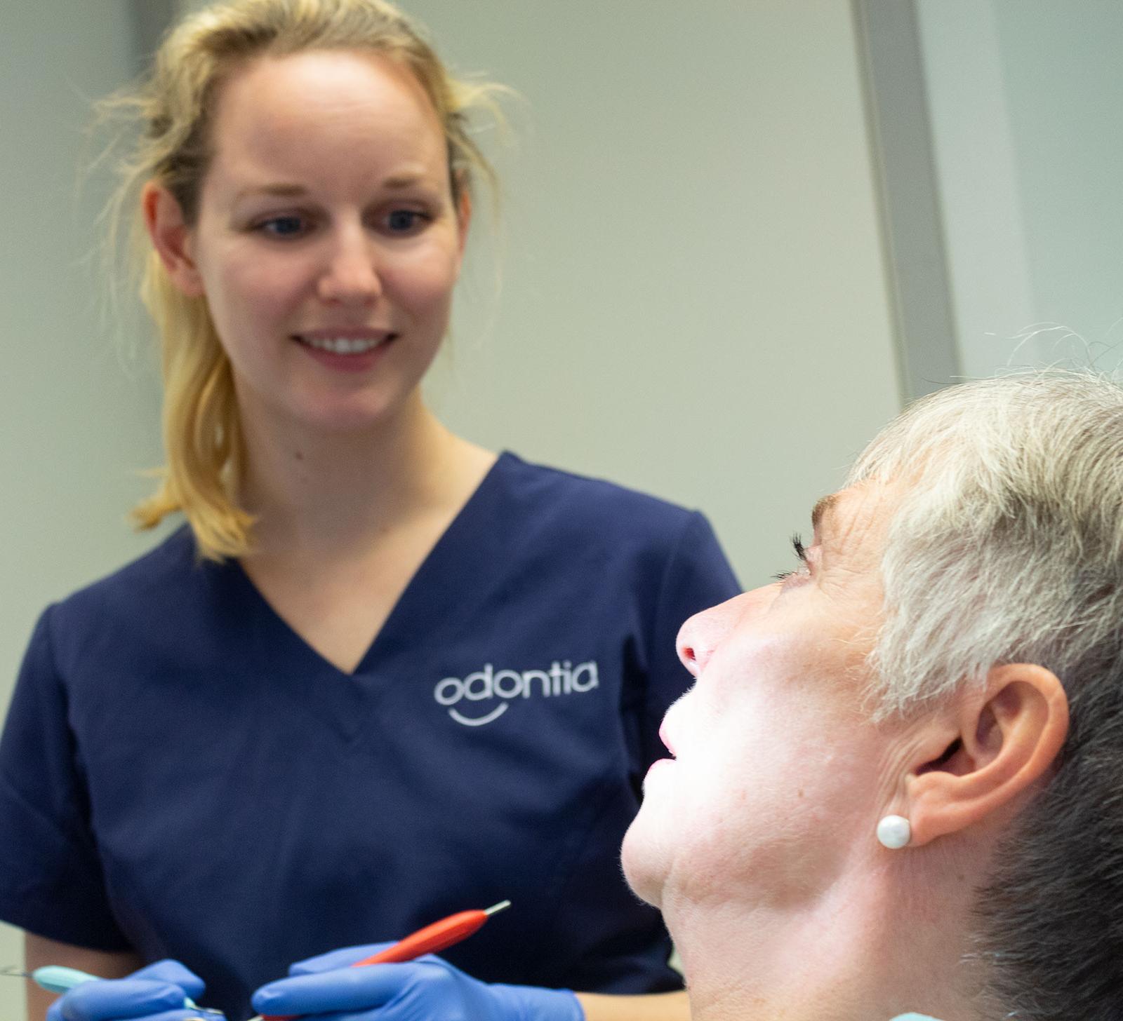 odontia tannlegene molde